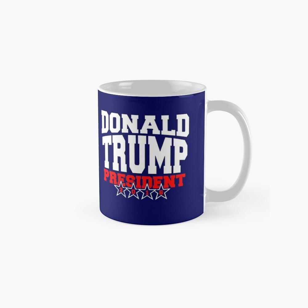 Donald Trump para el presidente 2016 Tazas