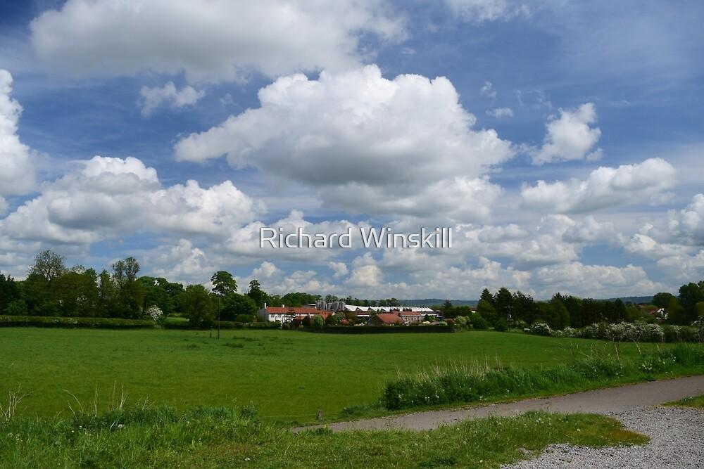 Stamford Bridge - Myra's View by Richard Winskill