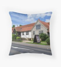 Stamford Bridge - Three Cups Throw Pillow