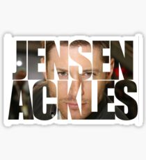 Jensen Ackles Sticker