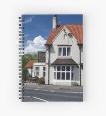 Stamford Bridge - The New Inn Spiral Notebook
