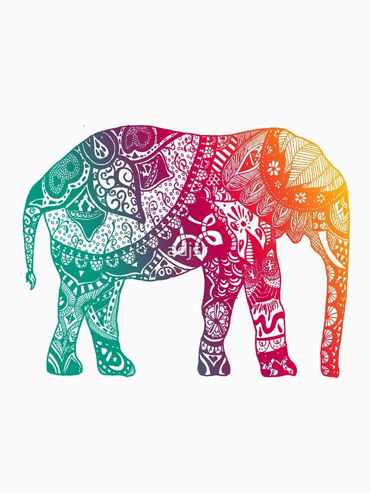 Warm Elephant by adjsr
