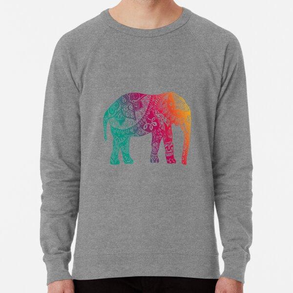 Warm Elephant Lightweight Sweatshirt