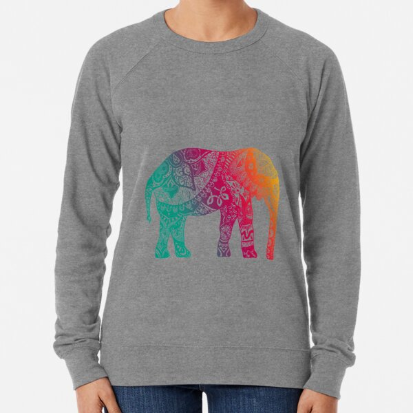Warm Elephant Lightweight Sweatshirt
