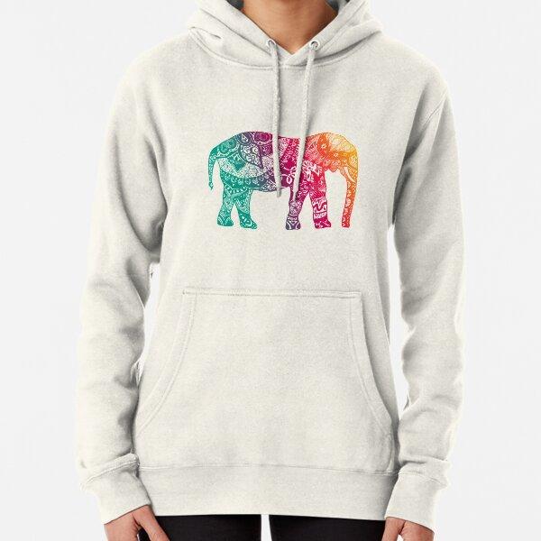 Warmer Elefant Hoodie