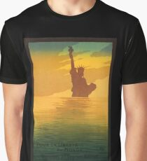 Statue of Liberty (Reproduction) Graphic T-Shirt