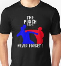The Punch that Never Forget (5/15/16) T-Shirt