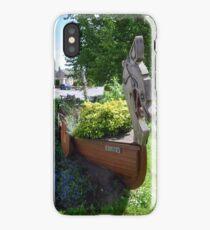 "Stamford Bridge - Viking Longboat Planter ""Ormen"" iPhone Case"