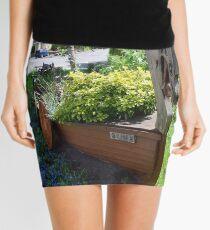 "Stamford Bridge - Viking Longboat Planter ""Ormen"" Mini Skirt"