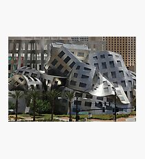 Cataclysmic Architecture Photographic Print
