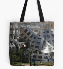 Cataclysmic Architecture Tote Bag