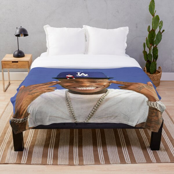 epic dababy swag Throw Blanket
