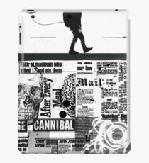 cannibal iPad Case/Skin