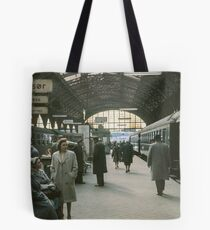 Copenhagen Railway Station 19610415 0109  Tote Bag