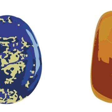 The Homeworld Gems v1 by coralful