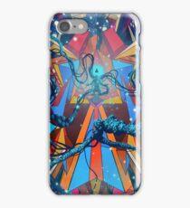 Mnemonic Traveler iPhone Case/Skin