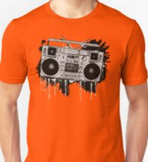 Ghetto Blaster Oldskool Unisex T-Shirt