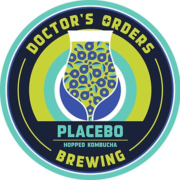 Placebo - Hopped Kombucha by darrenjrobinson