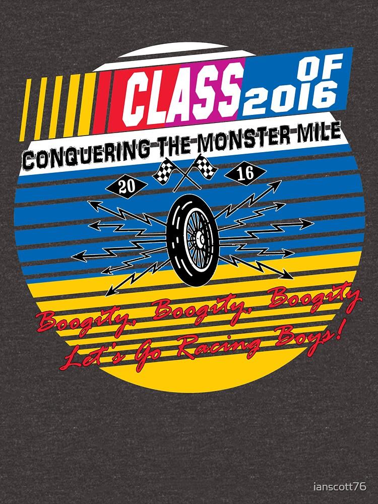 Class of '16 Monster Mile by ianscott76