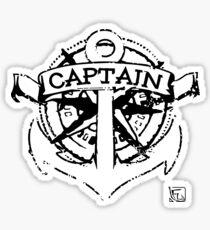 Captain 2.0 Sticker