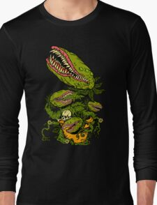 Venus Fly Trap Long Sleeve T-Shirt