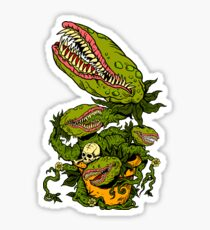 Venus Fly Trap Sticker