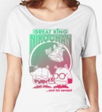 Nikochan Women's Relaxed Fit T-Shirt