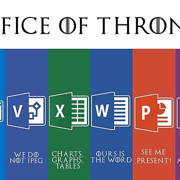 Office of Thrones by memeshe