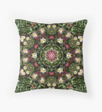Daisy Star Throw Pillow