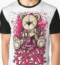 Iwrestledabearonce Graphic T-Shirt