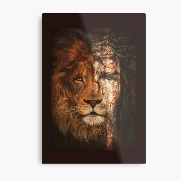 Lion of Judah #3 Metal Print