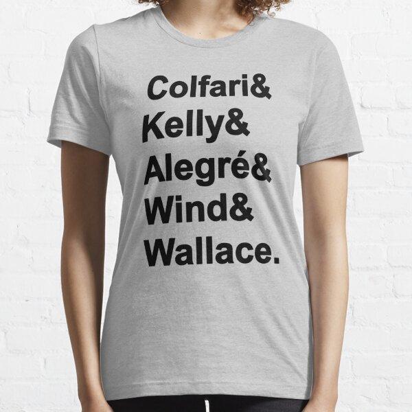 Beastie Boys Colfari & Kelly & Alegré & Wind & Wallace Essential T-Shirt
