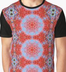 Atomic Orange Graphic T-Shirt