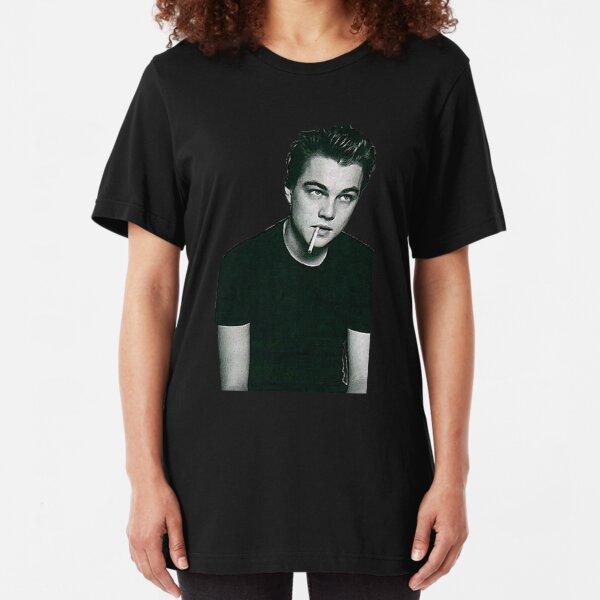 leonardo dicaprio Slim Fit T-Shirt