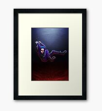 Fall Quill Framed Print
