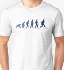 Funny Diving Evolution Shirt T-Shirt