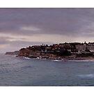 Bronte Beach Sydney Australia by Michael Crameri
