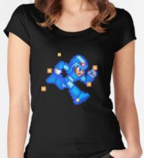 Megaman X Women's Fitted Scoop T-Shirt