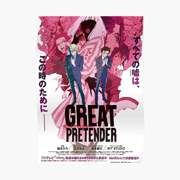 Great Pretender Season 2 Poster
