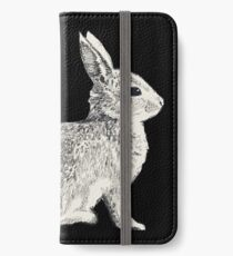 Rabbit iPhone Wallet/Case/Skin