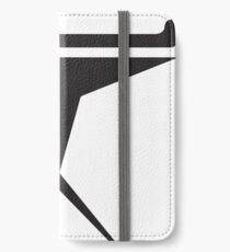 Minimalist Clone Trooper iPhone Wallet/Case/Skin