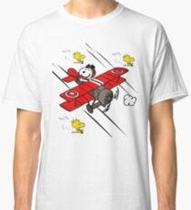 Snoopy Adventure Classic T-Shirt