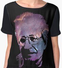 Chomsky Women's Chiffon Top