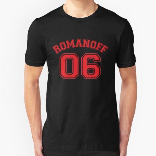 Romanoff 06 Slim Fit T-Shirt