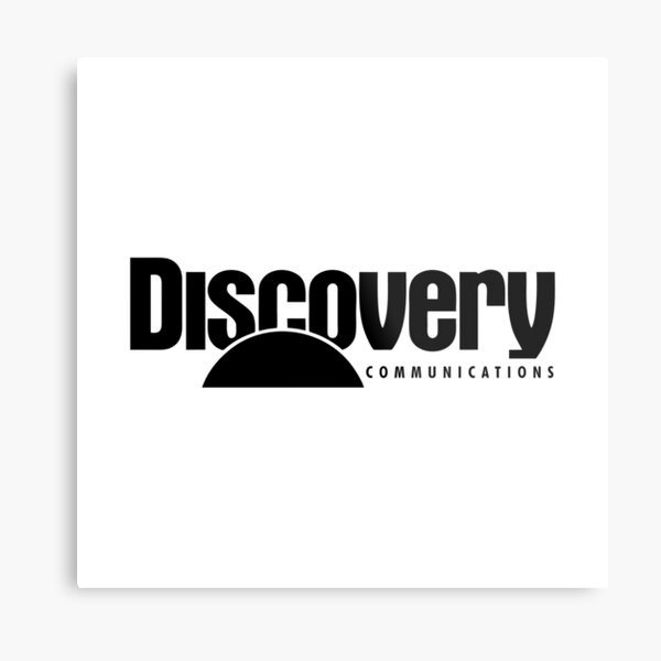 BEST SELLER - Discovery Channel Merchandise Metal Print