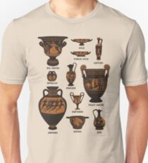 Ancient Greek Pottery T-Shirt