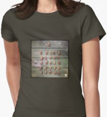 Cicada Shells Women's Fitted T-Shirt
