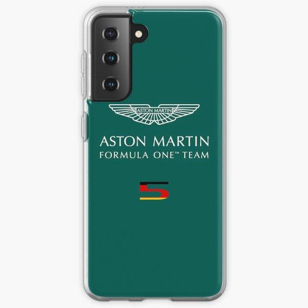 Sebastian Vettel 5 - Aston Martin F1 Team Coque souple Samsung Galaxy