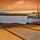 Crowdy Head slipway 777 by kevin chippindall
