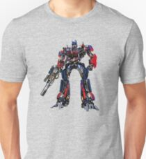 Creative transformers design graphics T-Shirt